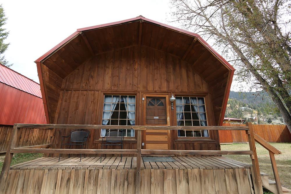 Cabin 25