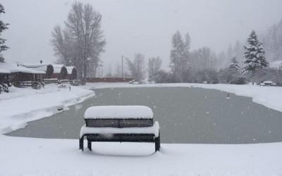 The Start of the Winter Season